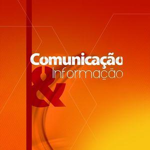 card comunicação e informação