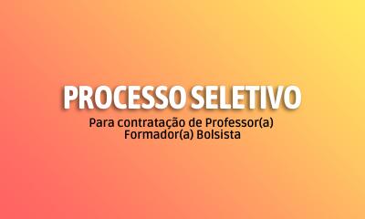 Processo Seletivo Biblioteconomia EAD professor inglês