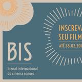 Bienal do Cinema Sonoro está com inscrições abertas.