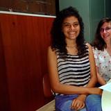 A estudante do curso de Jornalismo da UFG, Janaína de Oliveira, em parceria com Gabriela Dias Macêdo que cursa Jornalismo na PUC e História na UFG, ganharam em terceiro lugar o 10º Prêmio CBN de Jornalismo Universitário.