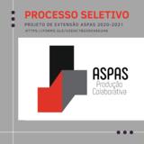 Processo seletivo Produtora Aspas