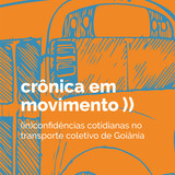 Livro das jornalistas e ex-alunas da FIC, Amanda e Juliana, Crônicas em Movimento