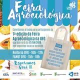 Feira Agroecológica.
