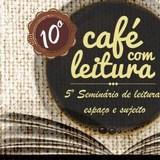 banner do café com leitura