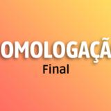 homologação final 2021 1