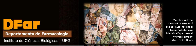 Mural exposto na Universidade Federal de São Paulo intitulado: Introdução Pictórica à Medicina Experimental no Brasil, obra do artista Pietro Nerici
