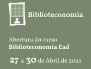 Programação curso biblioteconomia EAD