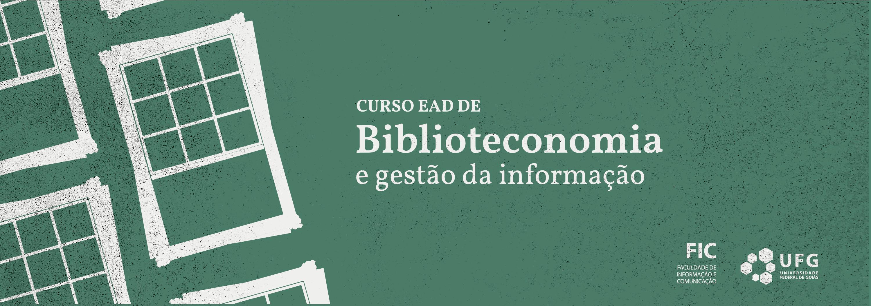 Abertura do curso de Biblioteconomia EAD dia 27 à 30 de abril de 2021