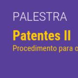 Patentes II capa