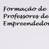 Formação de Professores de Empreendedorismo