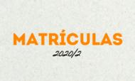 Matrículas 2020/2