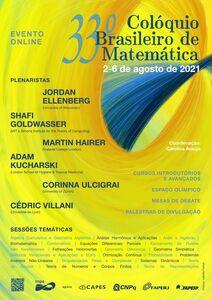 33º Colóquio Brasileiro de Matemática