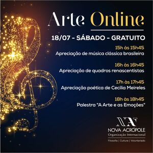 Projeto Arte Online