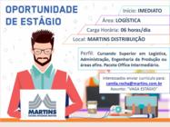 Estágio Martins