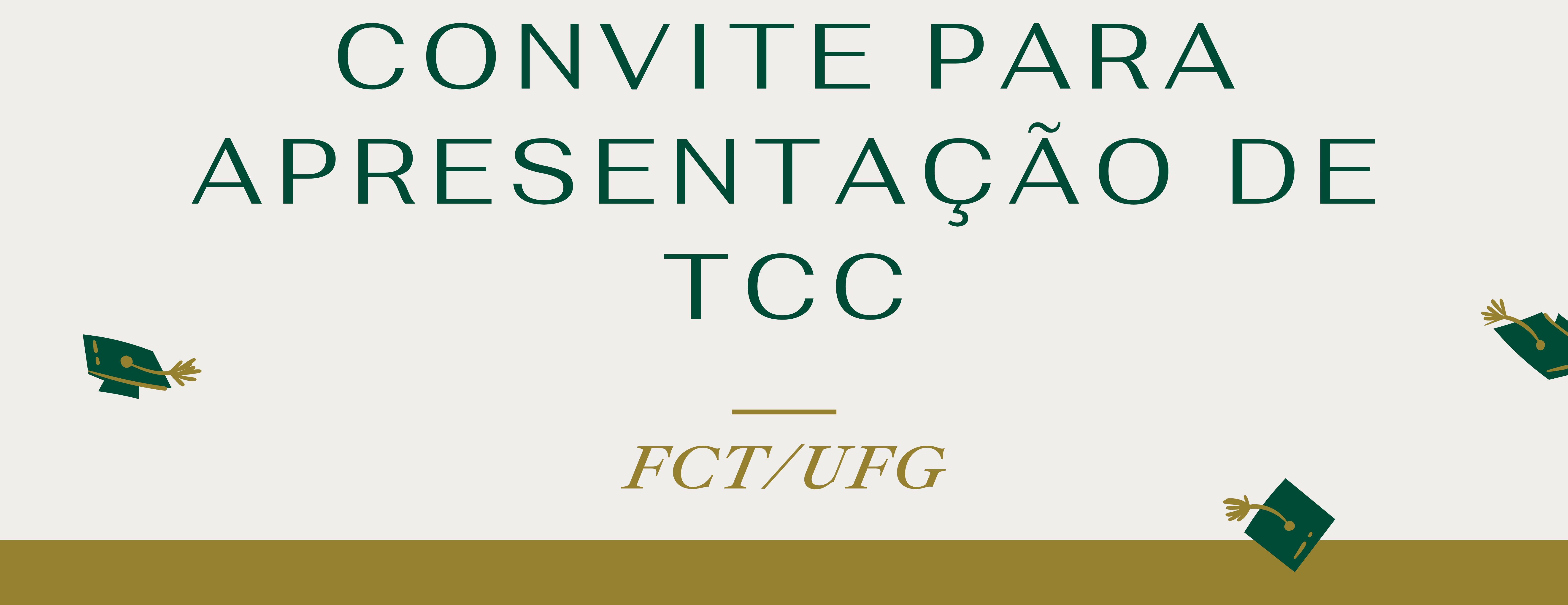 Banner Convite TCC
