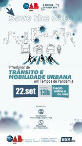 Webimar Transito e Mob Urbana