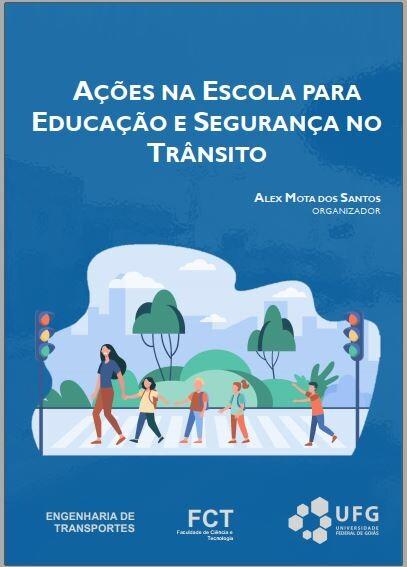 Capa livroAções na Escola para Educação e Segurança no Trânsito