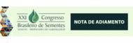 Eventos - Congresso Brasileiro de Sementes - 2020