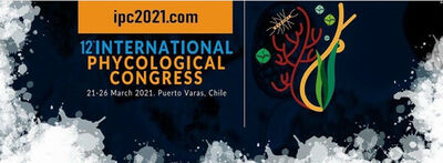 International Phycologycal Congress - 2021