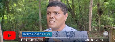 Banner - Reportagem sobre especies ameacadas do Cerrado - Prof Marcos