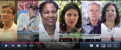 Videos - Professores do DBOT