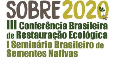 Evento 2 - Conferencia Brasileira de Restauracao Ecologica - Seminario Brasileiro de Sementes Nativas - 2020