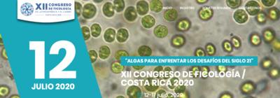 Evento - Congreso de Ficologia de Latinoamerica y el Caribe - 2020