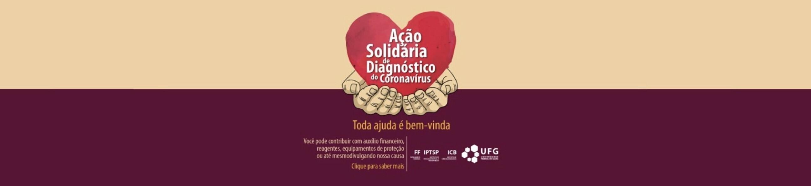 Banner - Diagnostico COVID ICB-UFG