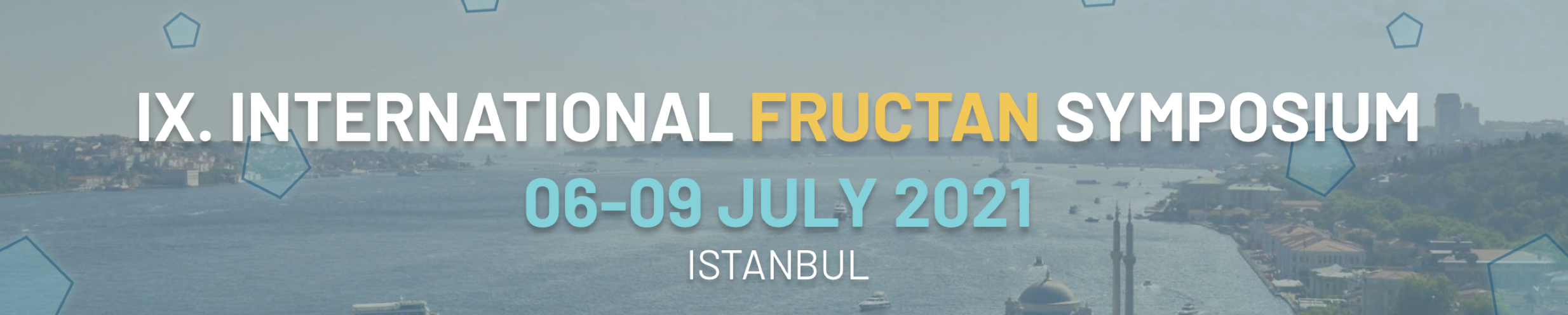 Evento - International Fructan Symposium - 2021
