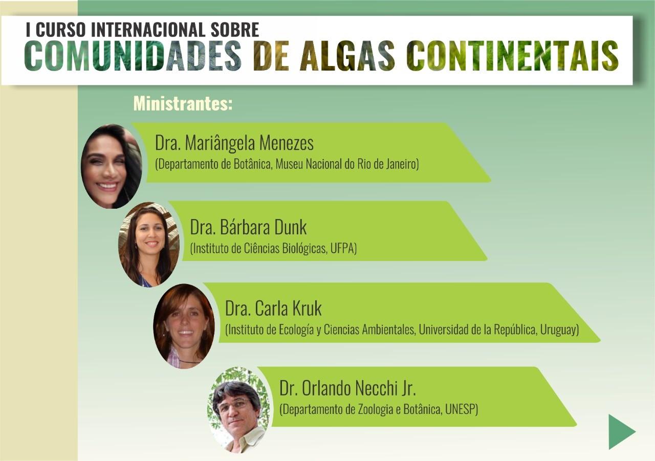 Extensao - Curso Internacional Algas 2020 4