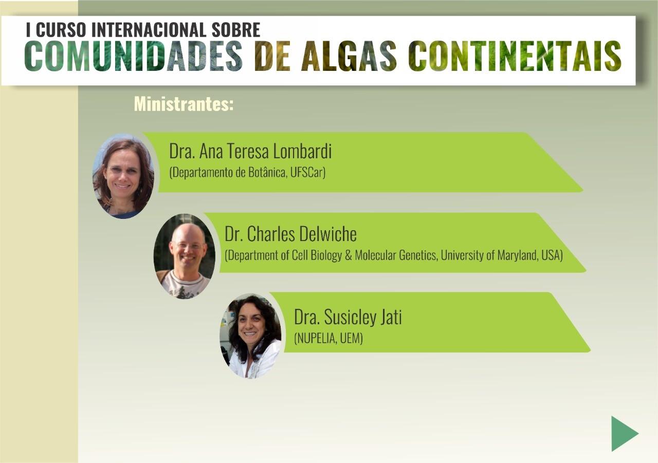 Extensao - Curso Internacional Algas 2020 6