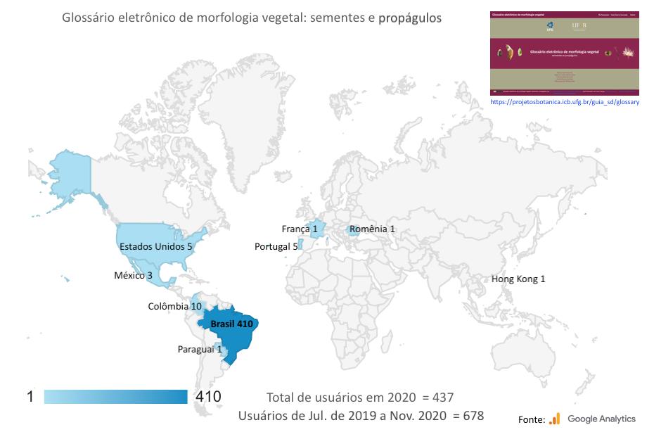 Noticia - Usuarios do Glossario Global - 2020