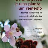 Livro - De uma prosa e uma planta um remedio - e-Book publicado pela Editora UFG 2021