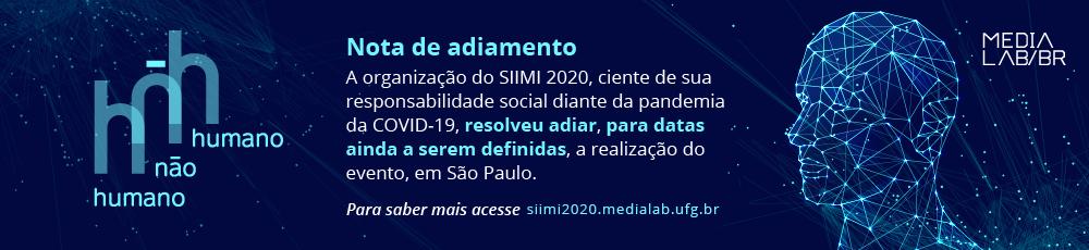 Banner adiamento SIIMI 2020