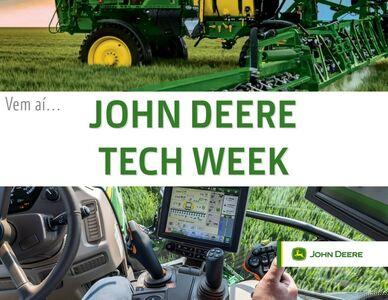 john deere tech week