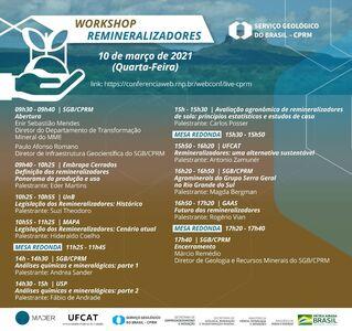workshop remineralizadores