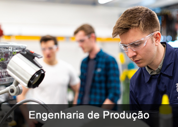 especialização engenharia de produção