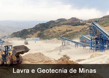 especialização lavra e geotecnia