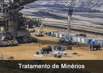 especialização tratamento de minérios