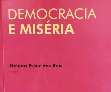 democracia e miséria capa