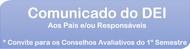 Comunicados - Conselhos Avaliativos DEI