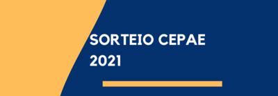 Sorteio CEPAE 2021