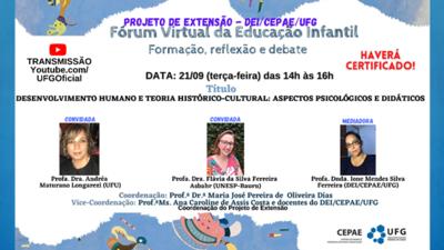 Forum educacao infantil