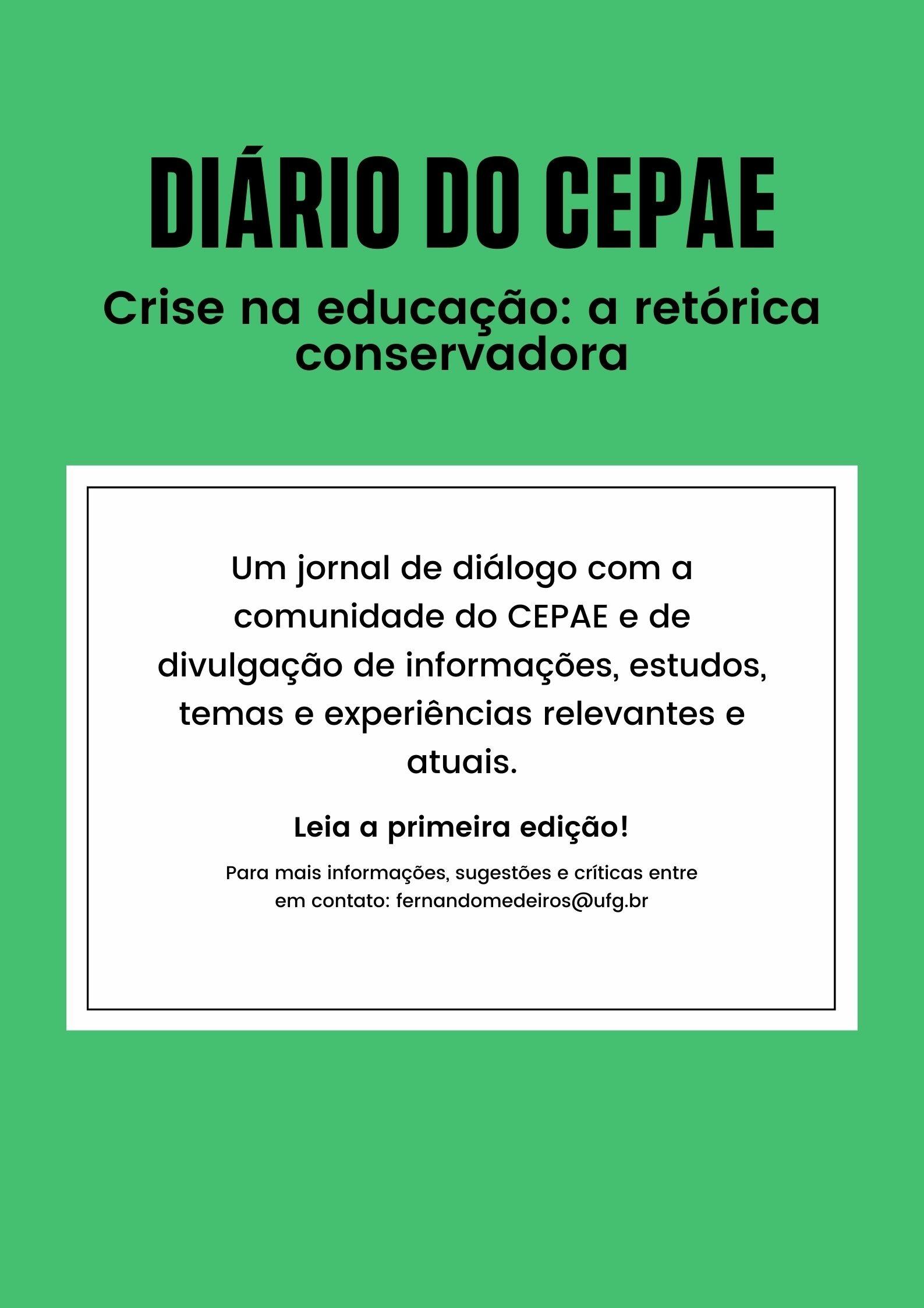 Diário do CEPAE