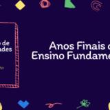 Fundo violeta com texto bloco de atividades - Anos Finais do Ensino Fundamental