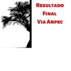 Resultado Final de Seleção Via Anpec Edital 2/2019