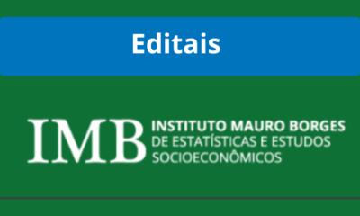 Edital IMB