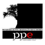 PPE - Programa de Pós-Graduação em Economia