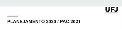 Capa Planejamento 2020