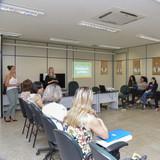 Foto 2 - Capacitação - Atendimento ao Público - Reitoria